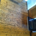 The old floor