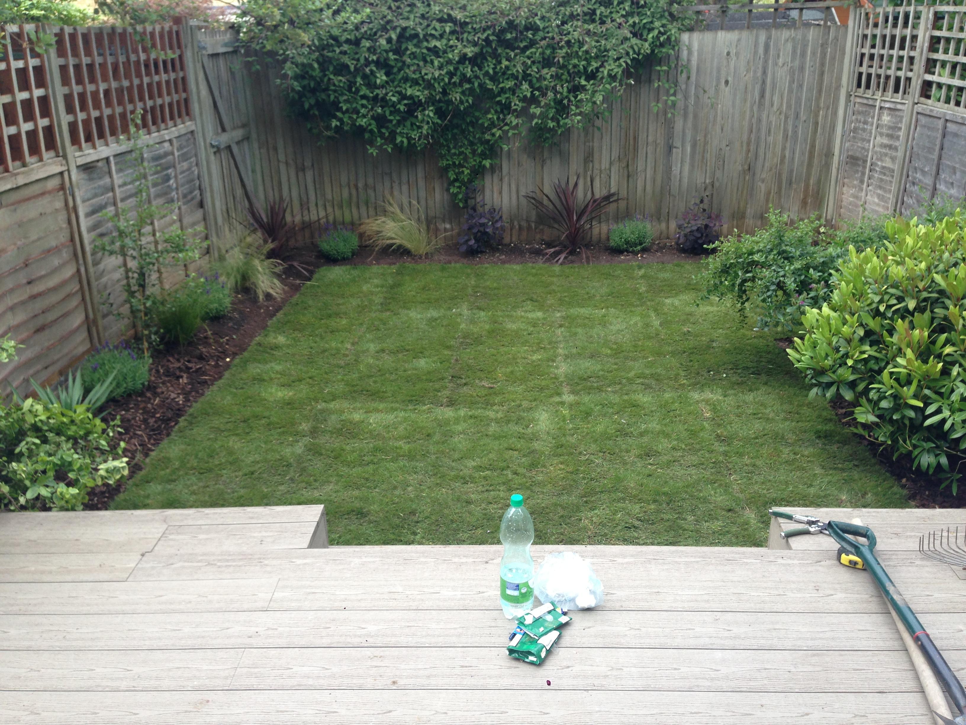 Osier Crescent N10 The garden redesign