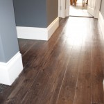 Skirtings and floor after redecoration
