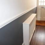 Fitted radiator cover