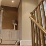 painted banister