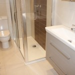 Bathroom after refurbishment
